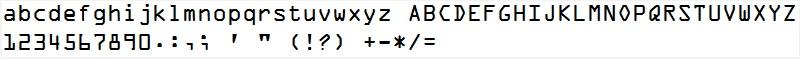OCR-A betűtípus